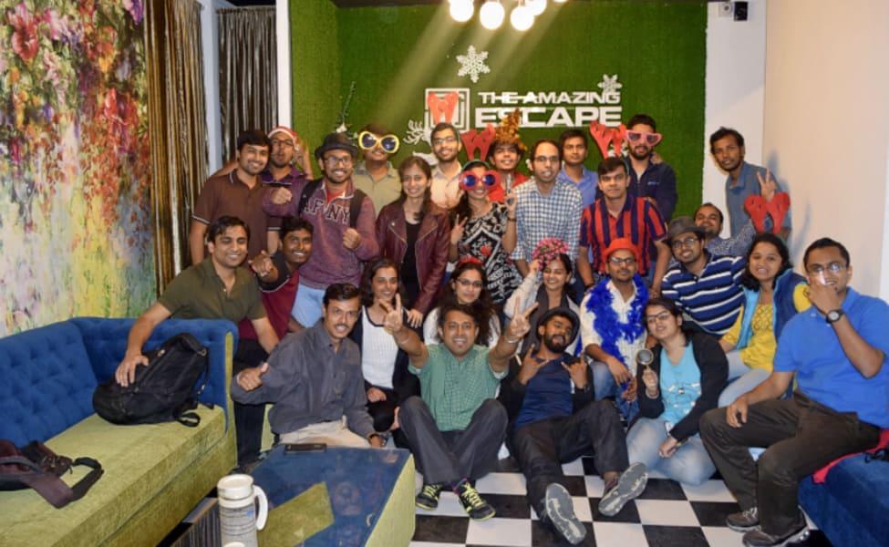 Amazing Escape Room: Amazing Escape Room Game In Bangalore Flat 30% Off