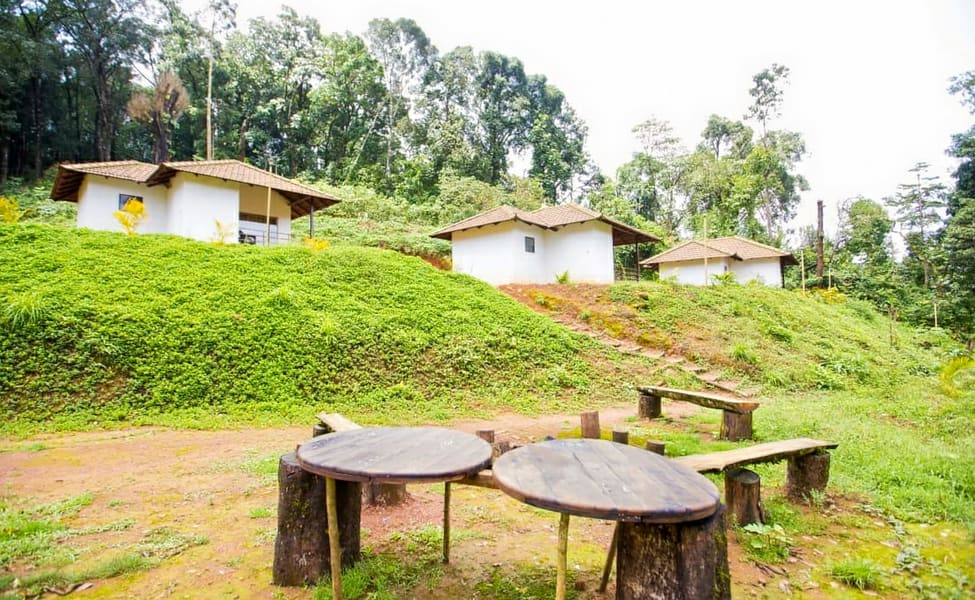 A Hilltop Cottage Hideway In Coffee Plantations Of Coorg