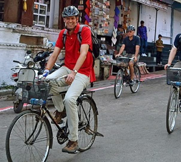 Old City Cycle Tour in Udaipur