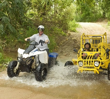 Atv Ride in Pattaya