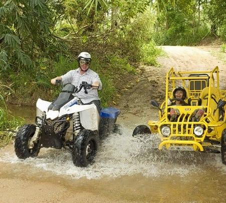Atv Ride in Pattaya