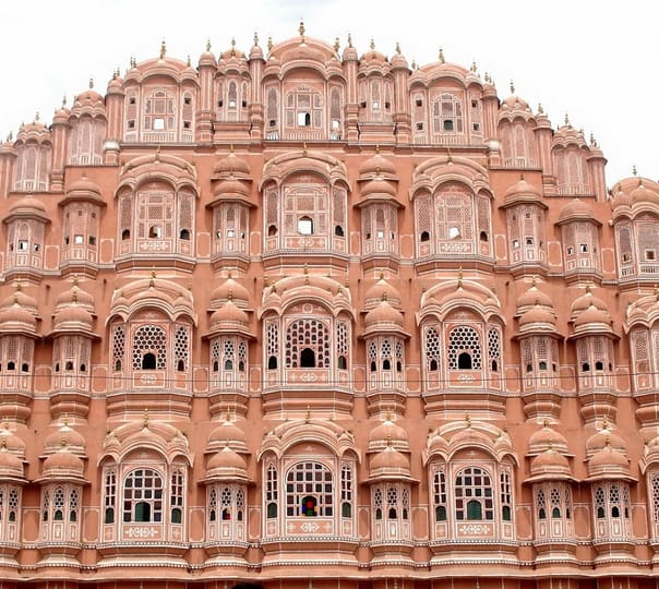 Jaipur Sightseeing Tour: Explore Pink City in 3 Days