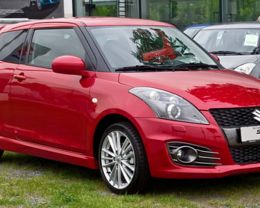 Rent a Maruti Swift in Goa