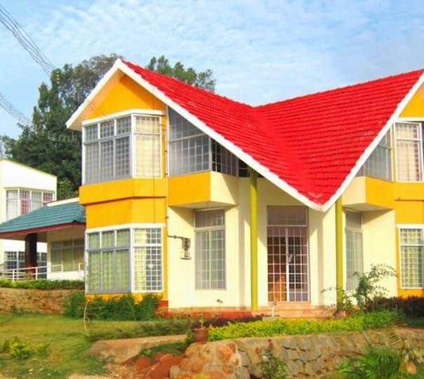 Family Stay at Peter's Park Resorts, Yellagiri