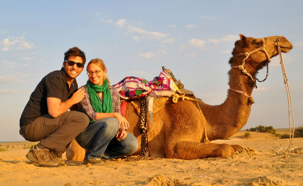Image result for camel safari tour, Jodhpur