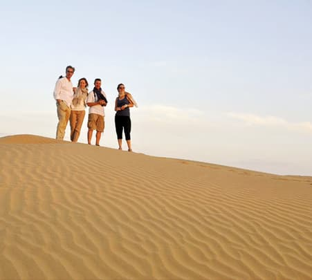 Jaisalmer Desert Camp- Flat 35% off