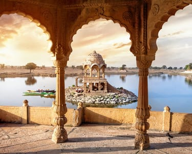 Jaisalmer Sightseeing Tour Package - Flat 24% Off