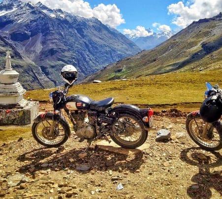 Sikkim Bhutan Bike Trip