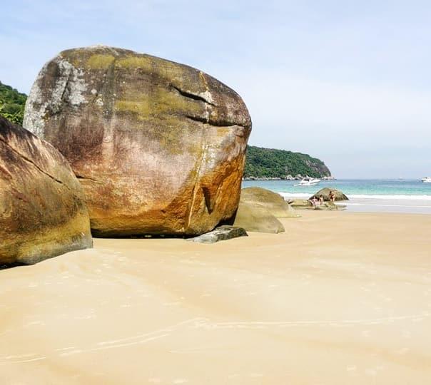 Trip to Ilha Grande near Rio De Janeiro