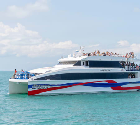 Island Hopping in East Thailand by Luxury Cruise