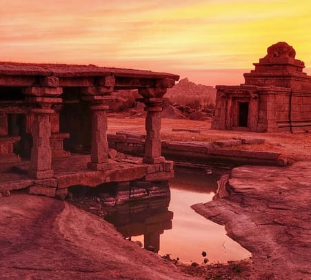 Tour of Hampi- the Lost City