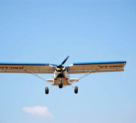 Micro light Flying in Bangalore