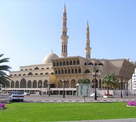 Ajman and Sharjah City Tour