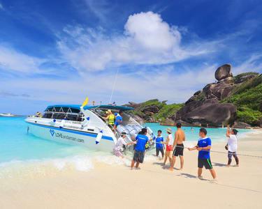Similan Islands by Speedboat & Snorkeling Tour - Flat 23% off