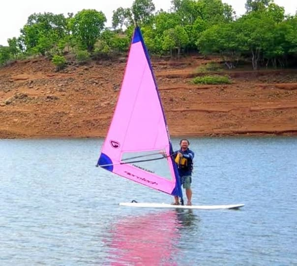 Kayaking and Basic Windsurfing Course, Mahabaleshwar