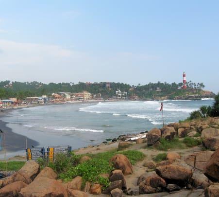 Kerala Airport Transfer: Trivandrum to Kovalam