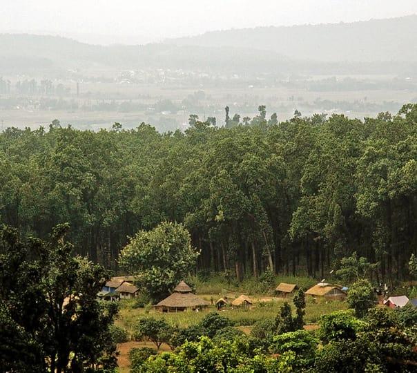 Corbett to Kunjkharak Trek in Uttarakhand