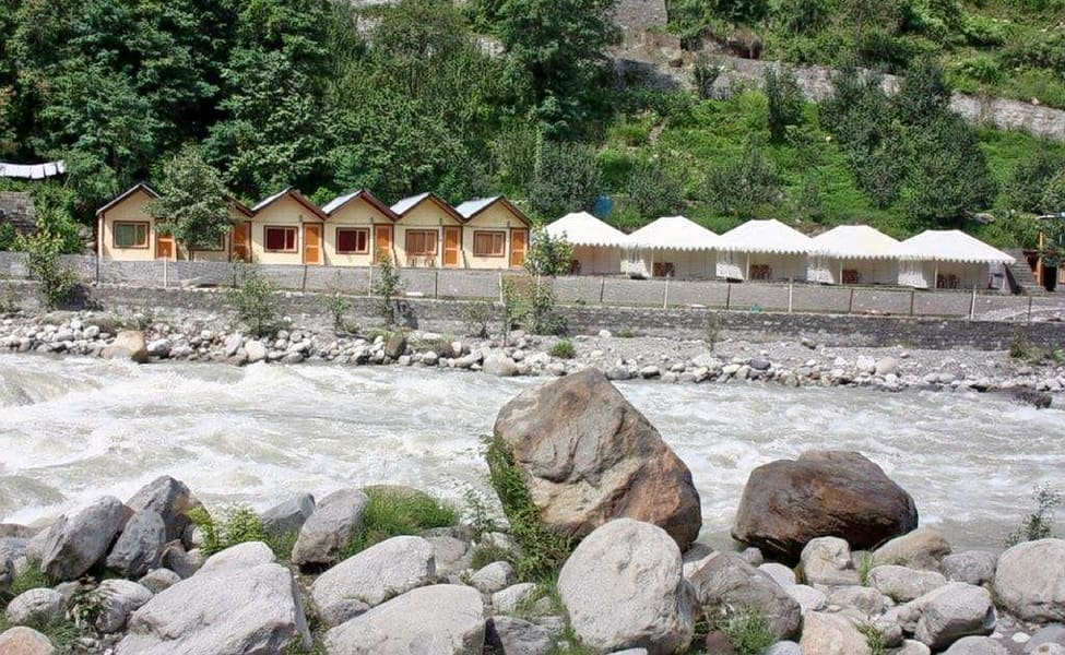 Jungle Camping In Manali With Adventure Activities Flat 21 ...