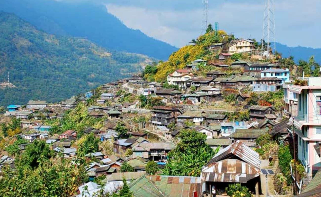 Nagaland Tour Itinerary