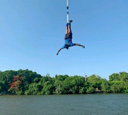 Bungee Jumping at Kolad - Flat 15 % off