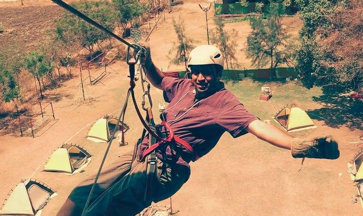 07get into adventure games at safari adventure park
