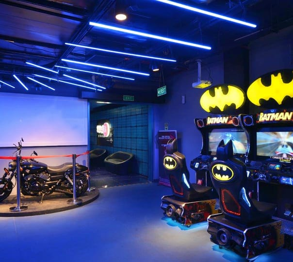 Smaaash Gurgaon: the One Stop For Multiple Games
