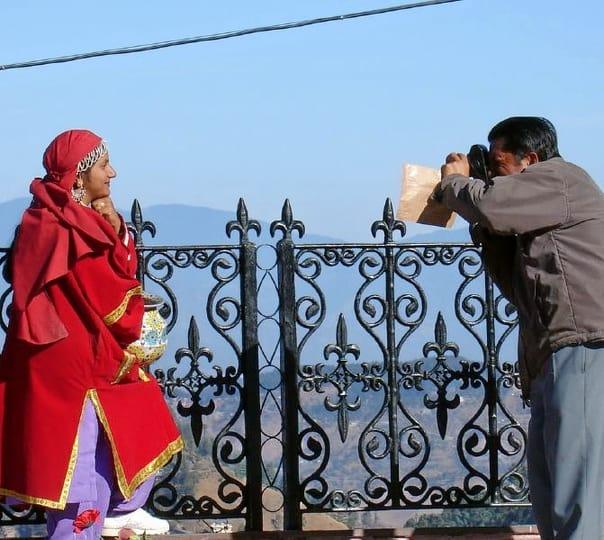 Traditional Day at Dharamshala