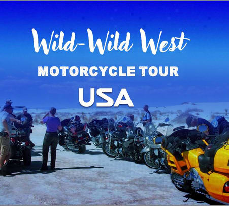 Wild West Motorcycle Adventure: California to Texas