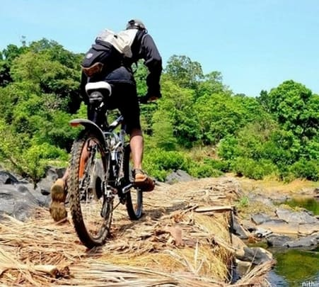 Scintillating Bike Ride, Sirsi