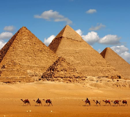 7 Days and 6 Nights Tour in Egypt
