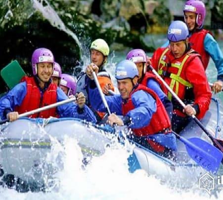 Rafting Adventure in Kullu