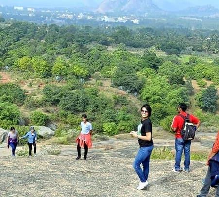 Adventure Day Out At Ramnagara