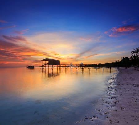 Mantanani Island Snorkeling & Kawa Kawa River Cruise @ 15% off