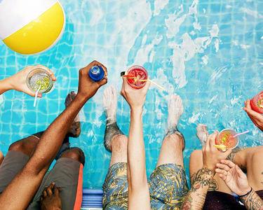 New Year & Christmas Pool Party at Kanakapura , Bangalore