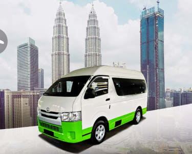 Shared Transfers from Klia Airport to Kuala Lumpur City Flat 15% off