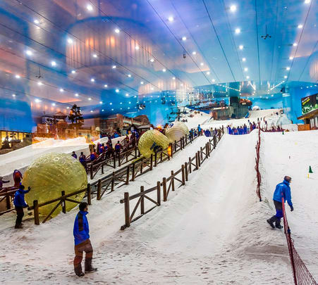 Ski Dubai Tickets - Flat 10% off
