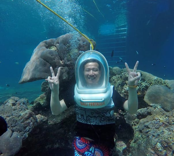 Watersports Adventure Tour at Bali