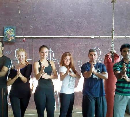 Self Defense Training in Tai Chi at Goa