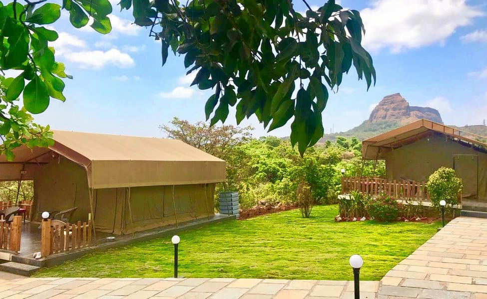 Luxury Camping Experience With Pool, Lonavala   Book ...