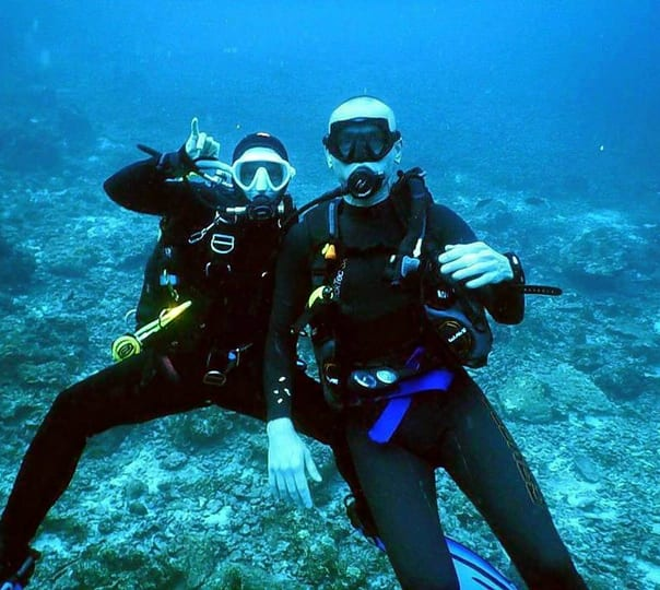 Introductory Scuba Diving in Phuket (2 Dives)
