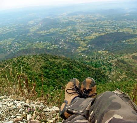 Camping Amidst Hills, Dharamshala Flat 20% off