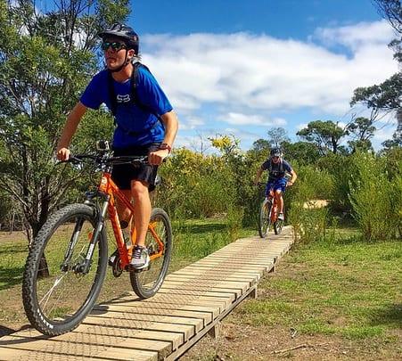 You Yang's Regional Park Bike Tour in Australia