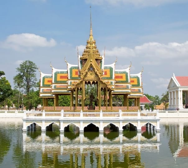 Sightseeing in Ayutthaya and Cooking Session in Bangkok