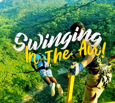 Giant Swing in Rishikesh- Flat 30% off