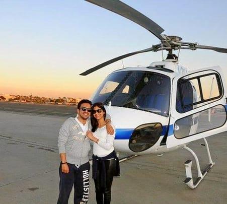 Helicopter Joy Ride Over Mumbai
