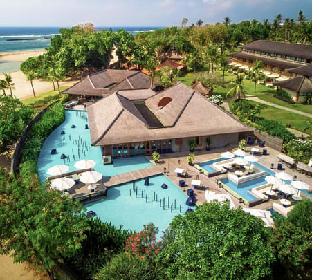 Club Med Bali Passes All Inclusions with Drinks - Flat 9% off