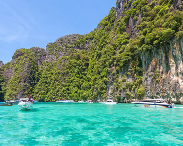Phi Phi Island Tour in an Express Boat