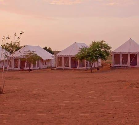 Prince Desert Camp, Jaisalmer @ Flat 19% off