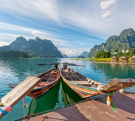 Khao Sok Day Tour Flat 10% off