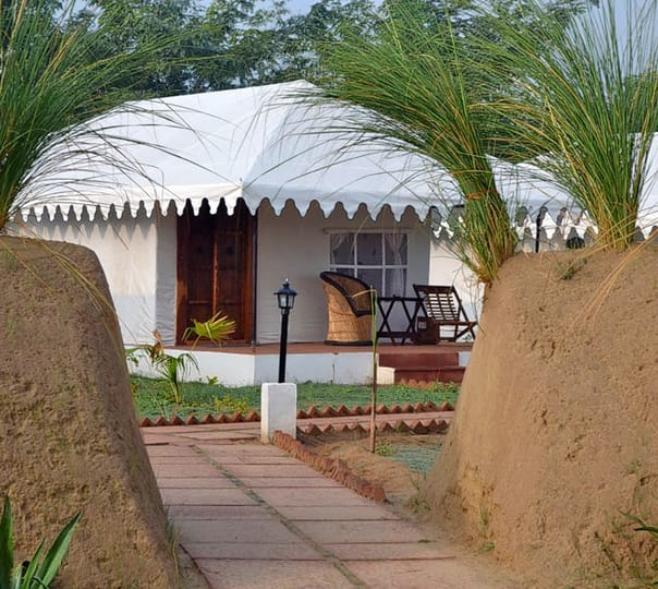Resort Stay at Ranthambore